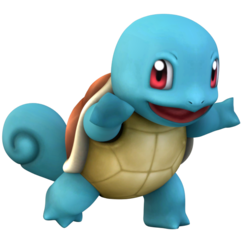 Render used for Project Plus Squirtle.