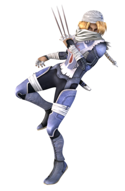 Render used for Project Plus Sheik.