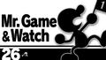 SSBU Mr. Game & Watch Number.png