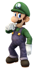 Render used for Project Plus Luigi.