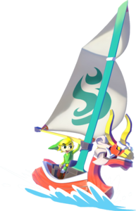 TWWHD Link Sailing.png