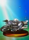 Mach Rider trophy from Super Smash Bros. Melee.