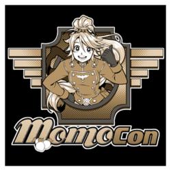 Logo for the MomoCon 2016 national tournament.