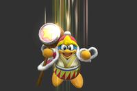 Quick Dedede Jump in Super Smash Bros. for Wii U.
