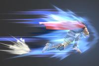 Close Combat in Super Smash Bros. for Wii U.