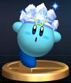 Ice Kirby - Brawl Trophy.png