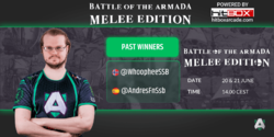 Banner for Battle of the Armada - Melee Edition.
