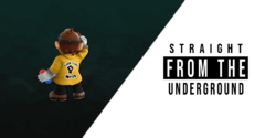 Banner for Straight From The Underground.