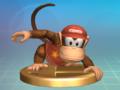 Diddy Kong Unused Trophy Brawl.png