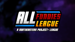 Banner for All Fundies League.