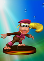 Dixie Kong Trophy Melee.png