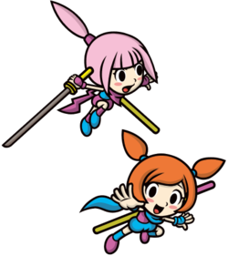 Kat and Ana in Game & Wario.png