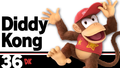 SSBU Diddy Kong Number.png