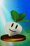 Vegetable trophy from Super Smash Bros. Melee.