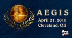 Banner for Aegis.