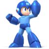 Mega Man as he appears in Super Smash Bros. 4.