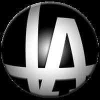 LA Smash logo developed by SotoH