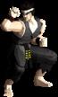 Spirit of Akira from the Virtua Fighter series.