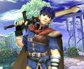 Ike posing in Battlefield.jpg