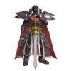 Render of Black Knight from the official website