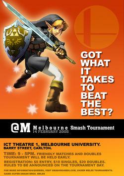Logo of @M tournament.