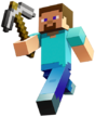 Steve's Fighter Spirit in Ultimate