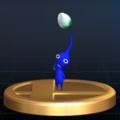 Blue Pikmin - Brawl Trophy.png