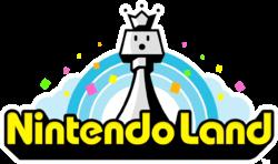 Nintendo Land logo.png
