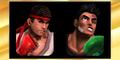 SSB4-3DS Congratulations Classic Ryu.png