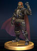 Ganondorf trophy from Super Smash Bros. Brawl.