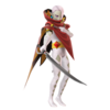 Render of Ghirahim from the official website