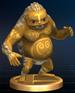Goron trophy from Super Smash Bros. Brawl.