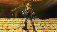 Link Idle Pose 2 Brawl.png