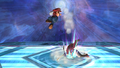 Mario Forward Aerial Meteor Smash Brawl.png