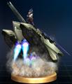 Landmaster (Falco) - Brawl Trophy.png
