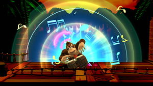Konga Beat in Super Smash Bros. for Wii U.