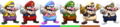 Wario (Overalls) Palette (SSBB).png