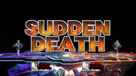 Sudden Death as seen in Super Smash Bros. for Wii U.