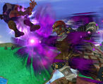 This one is very small, but it's the Warlock Punch from Melee.