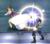 Zelda's fair Lightning Kick in Super Smash Bros. Brawl.