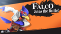 SSBU Falco Joins the Battle.png