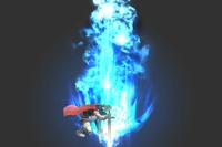 Furious Eruption in Super Smash Bros. for Wii U.