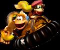 SSBU spirit Dixie Kong & Kiddy Kong.png