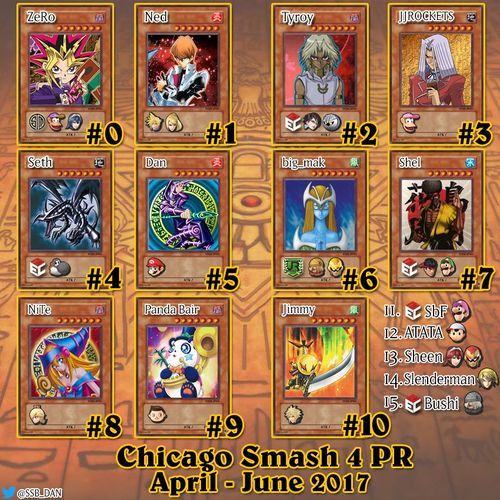 Smash 4 PR