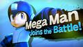 SSB4 Newcomer Introduction Mega Man.png