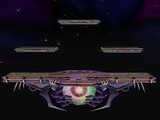 Battlefield in Super Smash Bros. Melee.
