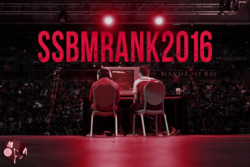 Logo for 2016 SSBMRank.