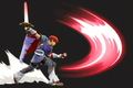 Roy SSBU Skill Preview Side Special.png