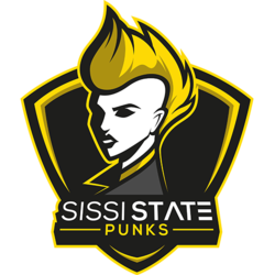 Logotype of the Sissi State Punks