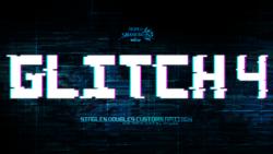 Banner for Glitch 4.